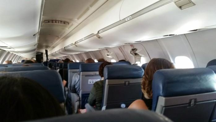 Emergency Exit Handle Problem Mesa CRJ-900