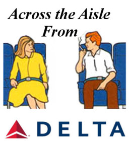 Across the Aisle from Delta