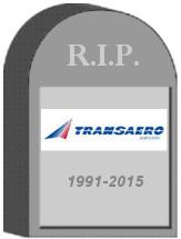Transaero Tombstone