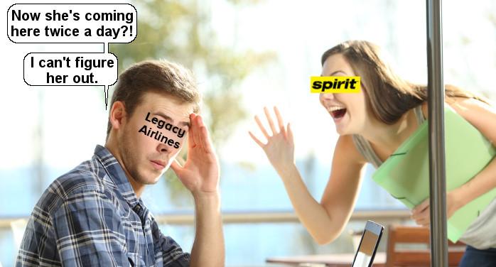 Spirit is Crazy