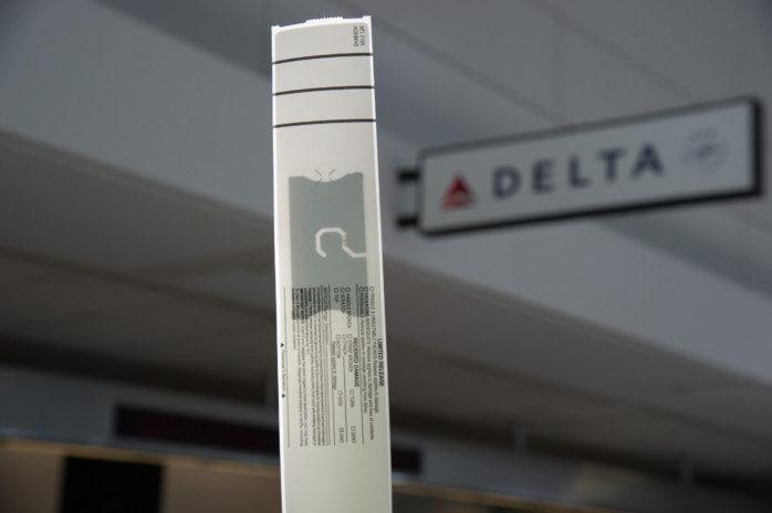 Delta RFID Chip