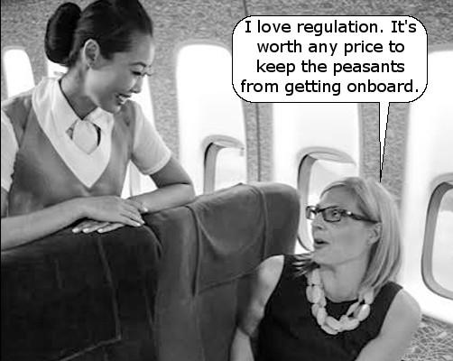 Is Re-regulation Good? No
