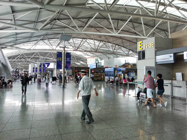 Incheon Check In
