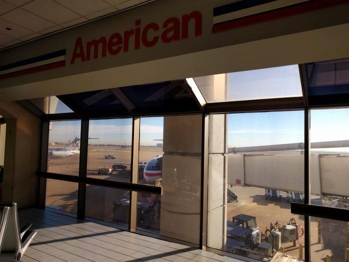 Retro American Terminal C DFW