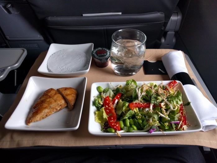 American Asian Chicken Salad