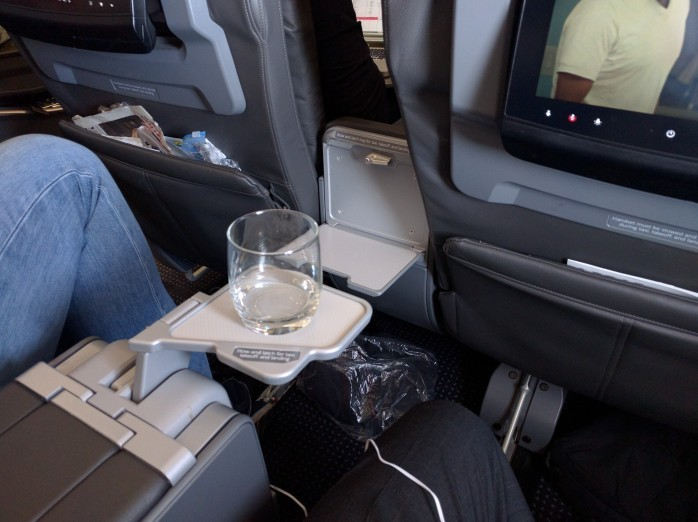 Trays American First Class