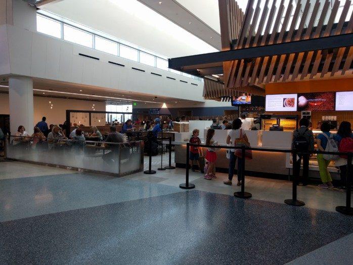 LAX Terminal 1 New CPK