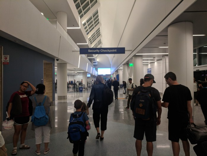 Flying Southwest Across the Country to Charleston (Trip Report)