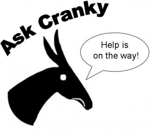 Ask Cranky