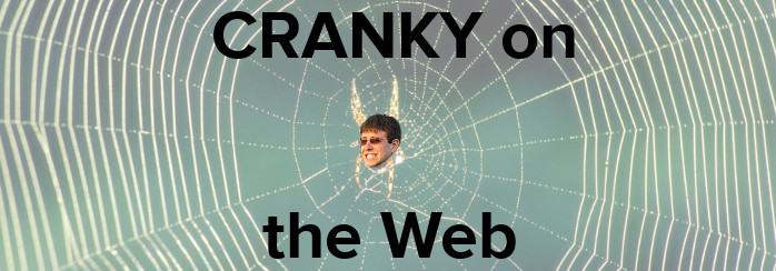 Cranky on the Web: An Appearance on the AP's Get Outta Here Podcast