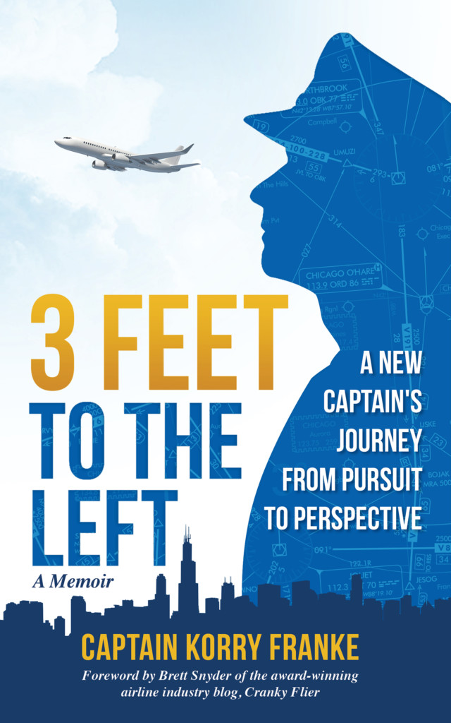 A New Book: 3 Feet to the Left