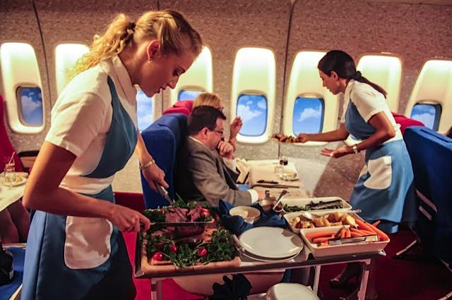 Chateaubriand on Pan Am